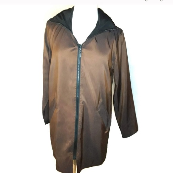 Mycra Pac Now Metallic Bronze/Brown  Coat …